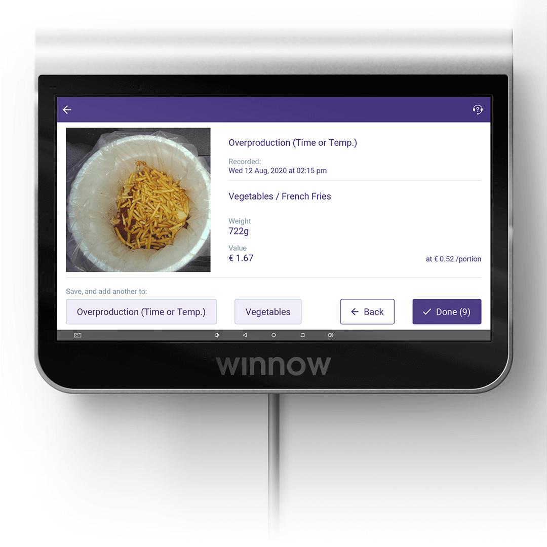 [panel 1] Cut food waste and costsEdit