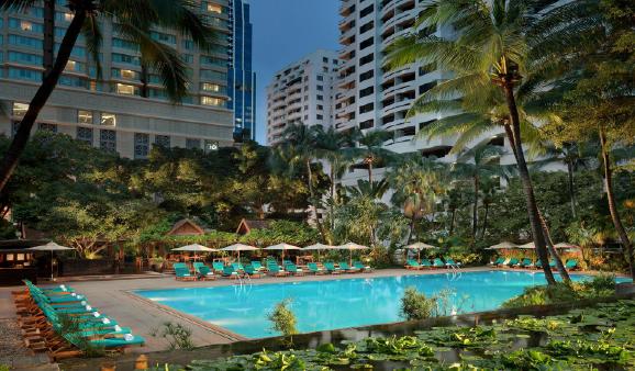 Mit einfachen Änderungen spart das Anantara Siam Bangkok Hotel 300 Mahlzeiten pro Monat ein