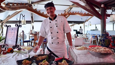 See how Club Med Bali saved over 68,000 meals in only 6 months by reducing food waste