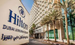 Hilton Dubai Jumeirah saved $65,000 by reducing food waste