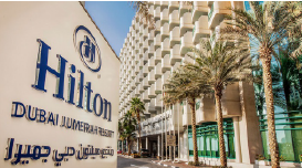 Hilton Dubai Jumeirah saved $65,000 by reducing food waste