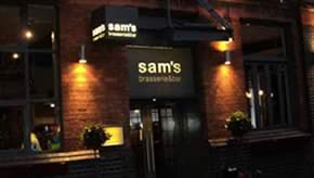 Making a lasting impact at Sam's Brasserie reducing waste by 30%.
