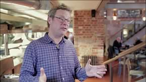 Find out how River Cottage Canteen Winchester reduced food waste by a third