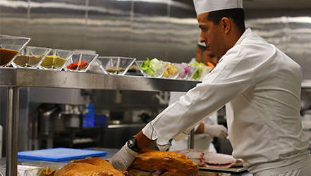 Learn how Armani Hotel Dubai is saving over 117,000 meals annually by reducing food waste