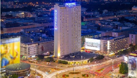 Novotel Warsaw Centrum saved 27,000 meals by reducing food waste