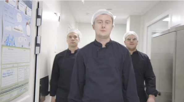 Catering - ISS Thumnail